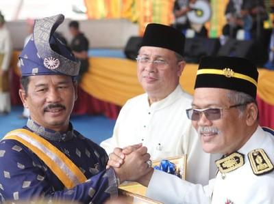 Kerajaan Singapura & Malaysia Dapat Award di HUT ke-189 Kota Batam