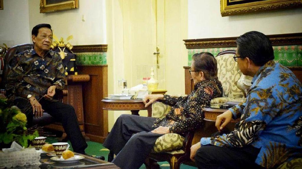 Badan Arbitrase Sosialisasi ke Sultan Yogyakarta