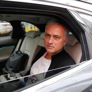 Emosionalnya Makan Siang Terakhir Mourinho Usai Dipecat MU