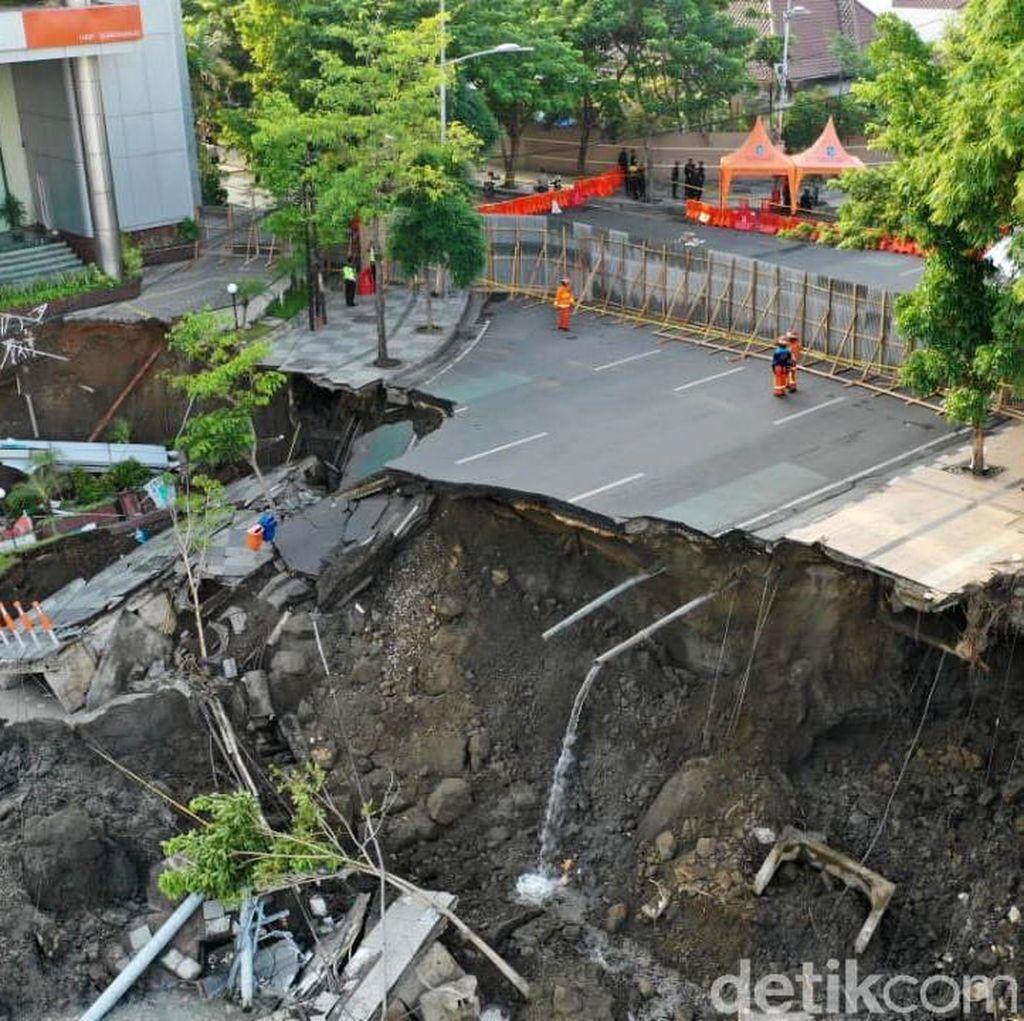 RS Siloam Buka Suara Soal Proyeknya yang Picu Jalan Gubeng Ambles