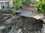 Amblesnya Jalan Gubeng Menurut Tim Ahli Bangunan Pemkot Surabaya