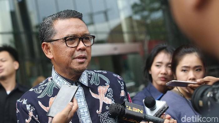 Gubernur Sulawesi Selatan Nurdin Abdullah mendatangi KPK. Nurdin meminta pendampingan KPK terkait program pencegahan korupsi di sejumlah sektor di Sulsel.