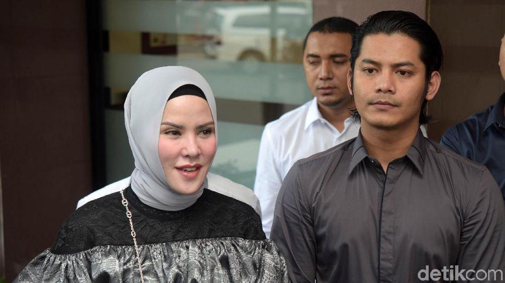 Hasil Visum Negatif, Angel Lelga Tak Jadi Tersangka Kasus Perzinaan