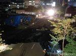 Misteri di Balik Amblesnya Jalan Gubeng di Surabaya