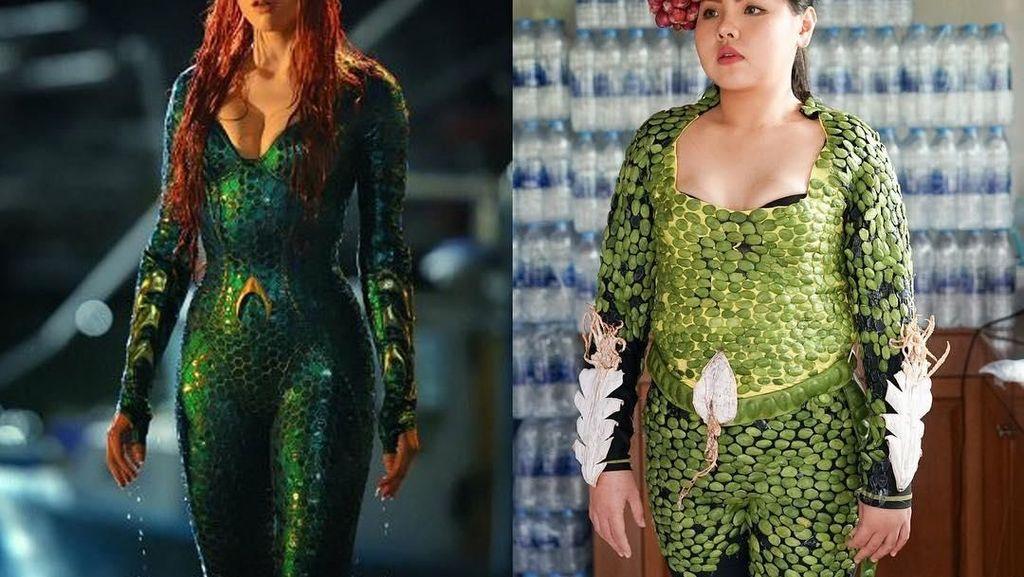 Kreatif! Ini 10 Kostum Makanan Kocak A La Sine Benjaphorn