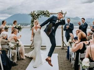 Indah dan Romantis, 10 Foto Pernikahan Terbaik Dunia di 2018