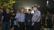 Polisi Imbau Masyarakat Tidak Dekati Lokasi Tanah Ambles