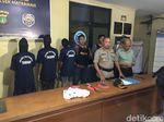 Polisi Tangkap 3 Remaja Penjambret di Matraman