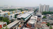Operasi LRT Jakarta Molor Lagi, Mau Sampai Kapan?