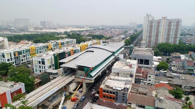 Foto: Istimewa/PT LRT Jakarta