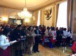 Warga Indonesia Antusias Peringati Natal di Roma