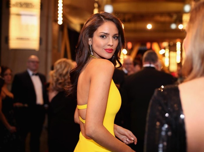 HOLLYWOOD, CA - MARCH 04:  Eiza Gonzalez attends the 90th Annual Academy Awards at Hollywood & Highland Center on March 4, 2018 in Hollywood, California.  (Photo by Christopher Polk/Getty Images)