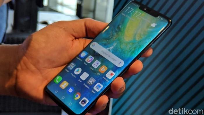 Bisa beli Huawei Mate 20 Pro dengan Rp 1? (Foto: Adi Fida Rahman/detikINET)