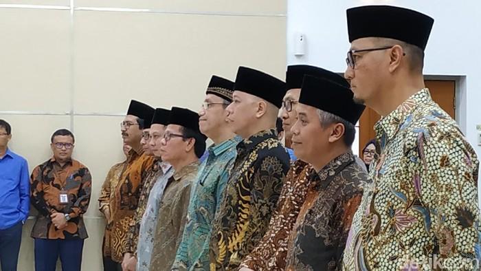 Pelantikan BRTI 2018-2022. (Foto: Agus Tri Haryanto/detikINET)