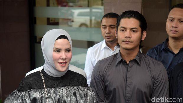 Soal Bilik Asmara Inneke dan Suami, Fiki Ingin Jebloskan Vicky ke Penjara