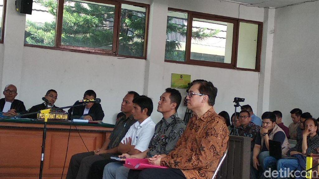 Kasus Meikarta, Eks Direktur Lippo Group Billy Sindoro Mulai Diadili