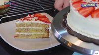 Yuk, Contek Resep Strawberry Vanilla Cake ala Nagita Slavina!