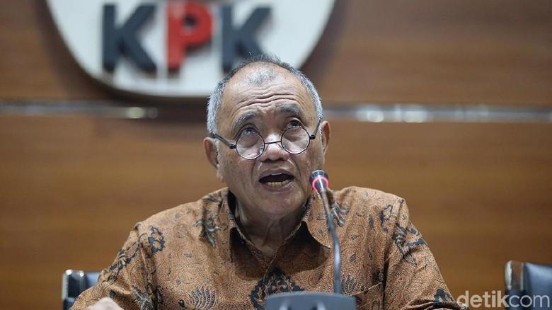 KPK Evaluasi Pengamanan Pasca-teror di Rumah Pimpinan