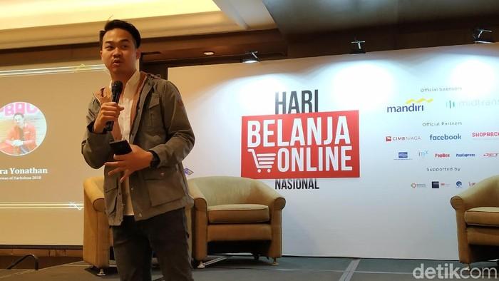 Transaksi Harbolnas 2018 menembus Rp 6,8 triliun (Foto: Agus Tri Haryanto/detikINET)