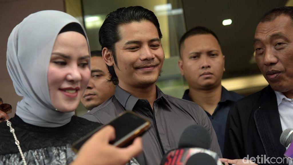 Terkait Kasus Penggerebekan, Angel Lelga Kesal Vicky Mangkir Terus