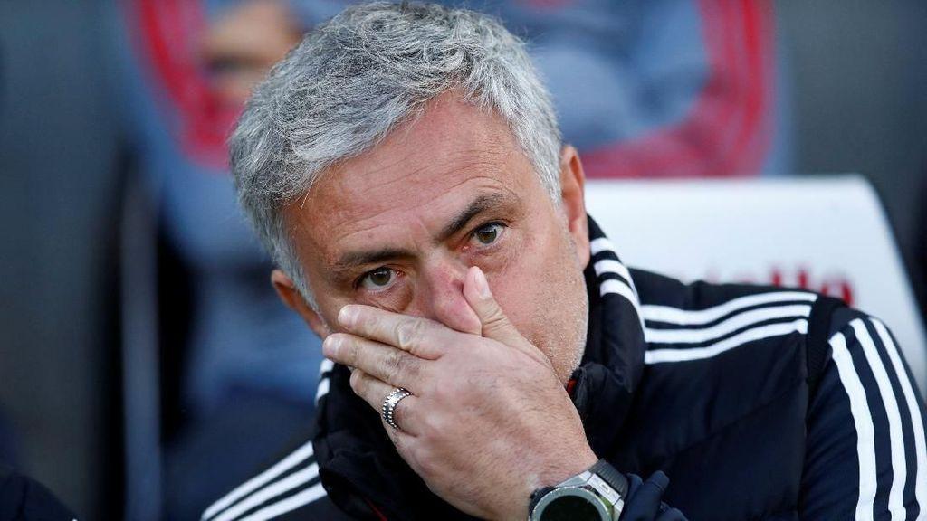 Klopp di Final Liga Champions, Mourinho: Bayangkan Rasanya Gagal Tiga Kali