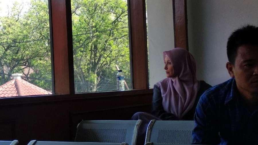 Ekspresi Inneke Koesherawati saat Ditanya soal Bilik Asmara di Lapas Sukamiskin