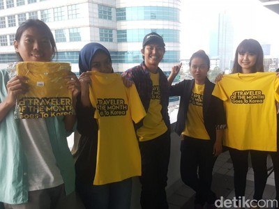 dTraveler of The Month Siap-siap Bertualang ke Korea Selatan!
