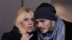 Istri Mauro Icardi Kena Damprat Maxi Lopez