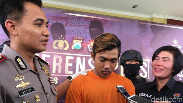 Perekam dan penyebar video mesum ditangkap/