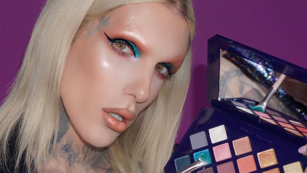 Heboh Jeffree Star Sebut Kuas Makeup dari Beauty Vlogger Filipina Sampah