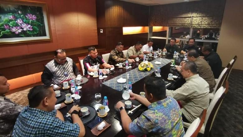 CT Sharing Era Digital ke Jajaran Pangdam Jaya