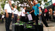 BNI yang Terdampak Jalan Gubeng Ambles Evakuasi Asetnya