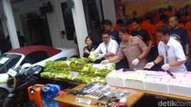 Polda Metro Gagalkan Peredaran 70 kg Sabu dari Malaysia