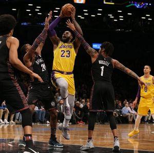 Hasil NBA: Lakers Tumbang di Brooklyn
