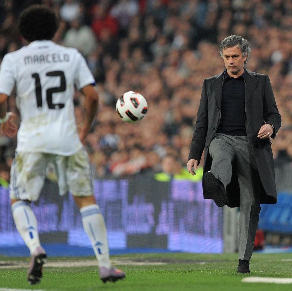 Sebelum Mourinho Datang, Madrid Bahkan Takut dengan Lyon