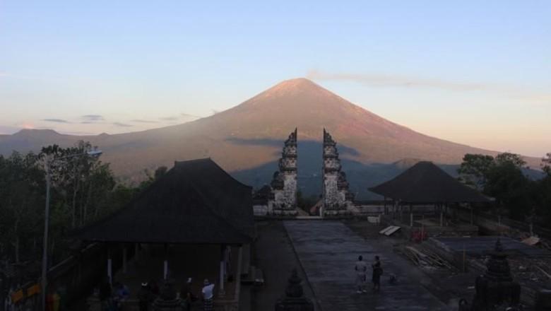 Pura Lempuyang Luhur di Karangasem, Bali (Brigida Emi Lilia/dTraveler)