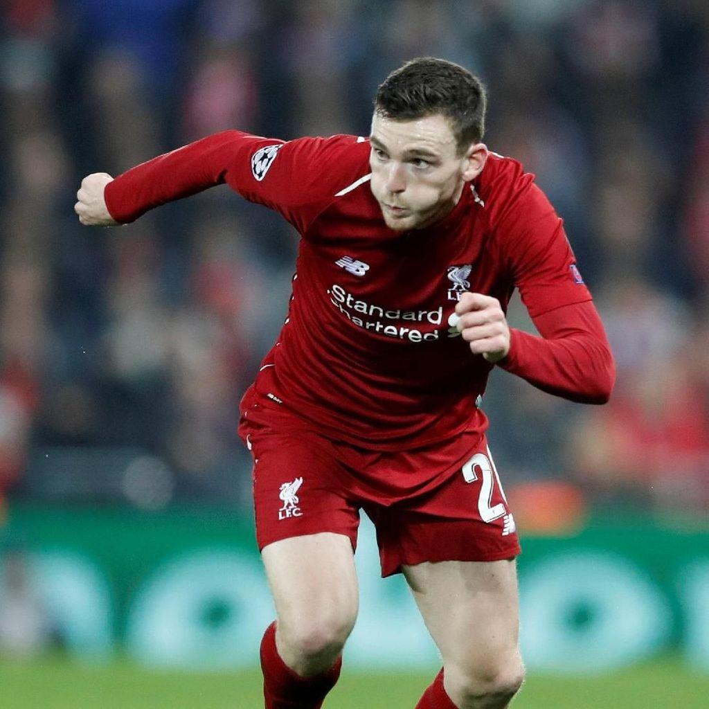 Liverpool Ikat Robertson dengan Kontrak Baru
