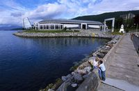 Aker Stadium di Molde (Visit Norway)