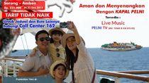 Akhir Tahun, Pelni Tawarkan Paket Wisata ke Indonesia Timur
