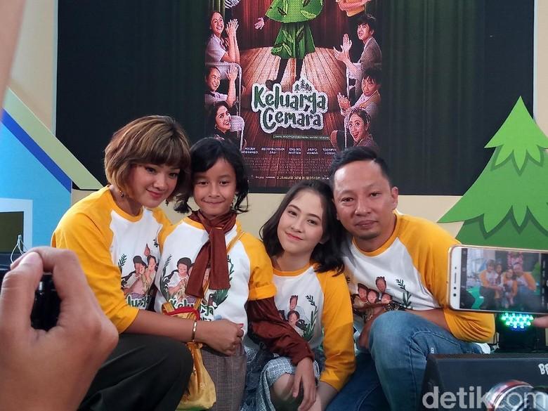 Foto: Film Keluarga Cemara (Pingkan Anggraini/detikHOT)