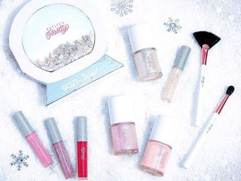 Perusahaan kosmetik Petite 'N Pretty merilis makeup yang ditujukan bagi kaum gen Z