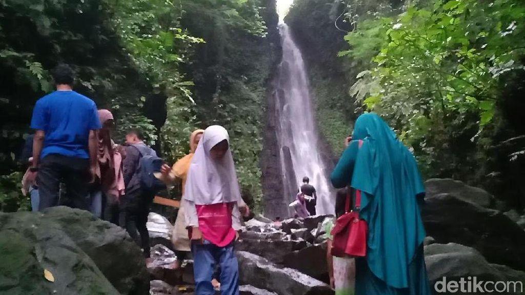 Foto: Air Terjun di Ngawi yang Jadi Duit Rp 1 Miliar/tahun