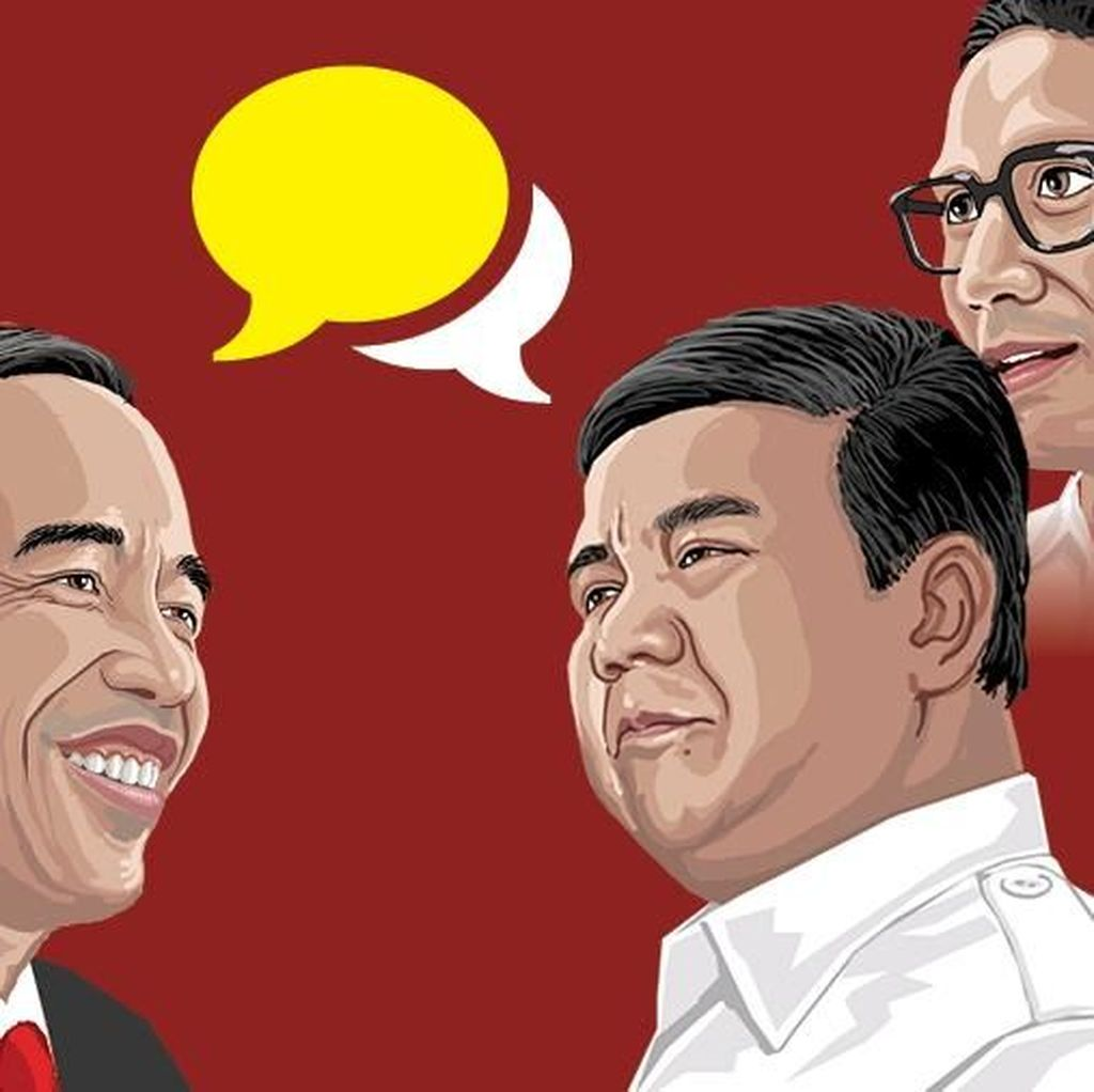 Tonton Sekarang! Membaca Gaya Debat Kandidat Para Capres