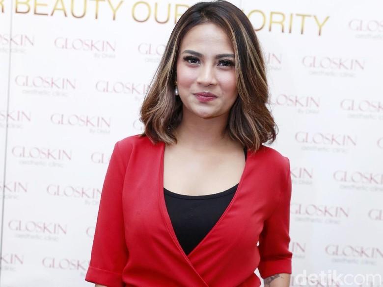 Manajer Sebut Kondisi Vanessa Angel Kini Sudah Baik-baik Saja