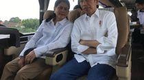Jokowi Naik Bus Rakitan Ungaran Cicipi Tol Trans Jawa