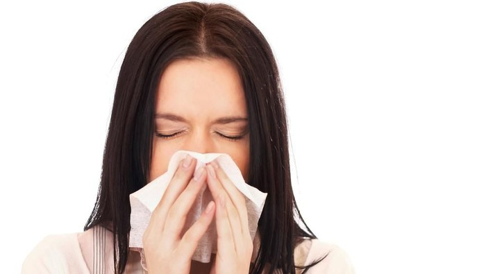 Ilustrasi flu. Foto: shutterstock