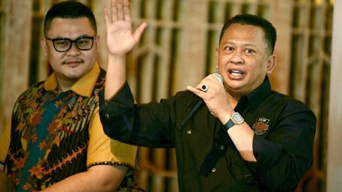 Ketua DPR Bambang Soesatyo (Foto: dok DPR)