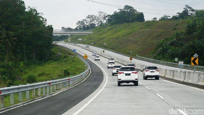 Tol Trans Jawa/Foto: Grandyos Zafna
