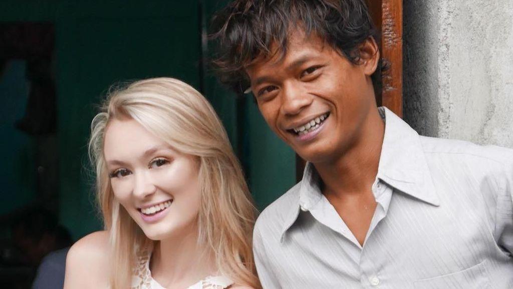 Balik ke Inggris, Polly Alexandria Dikabarkan Pulang Lagi ke Indonesia