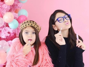 Dirilis Makeup untuk Gen Z, Anak Usia 4 Tahun Bisa Menggunakannya